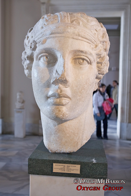 Hermaphroditus, Hellenistic 3rd C. B.C, Istanbul Archaeology Museum