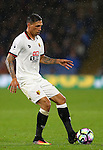Jose Holebas of Watford during the Premier League match at Turf Moor Stadium, Burnley. Picture date: September 26th, 2016. Pic Simon Bellis/Sportimage