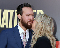 """LOS ANGELES - MAY 10:  Danny Fujikawa, Kate Hudson at the """"Snatched"""" World Premiere at the Village Theater on May 10, 2017 in Westwood, CA"""