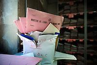 Archivio del servizio maternità.Fascicoli riguardanti le astensioni anticipate dal lavoro e/o convalida delle dimissioni delle lavoratrici madri.Ministero del lavoro e politiche sociali.Direzione provinciale del lavoro di Roma. Servizio politiche del lavoro. .Archives of the maternity service.Fascicles for early abstention from work and / or validation of the resignation of working mothers, Ministry of Labor and Social Policy. Provincial Employment Office in Rome. Service labor policies. ...