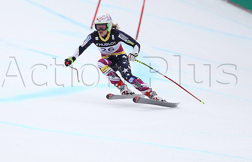 11.02.2011  FIS ALPINE WORLD SKI CHAMPIONSHIPS. ROSS Laurenne in Garmisch-Partenkirchen, Germany.