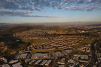 aerial photograph of San Marcos, San Diego, County California