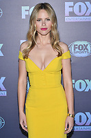 NEW YORK - MAY 13: Halston Sage attends the Fox 2019 Upfront Red Carpet arrivals at the Wollman Rink in Central Park on May 13, 2019 in New York City. (Photo by Anthony Behar/Fox/PictureGroup)