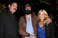 Mark Burnham, Quentin Dupieux a.k.a. Mr. Oizo, Jennifer Blanc<br />