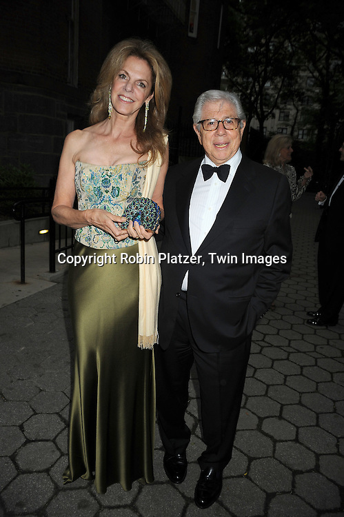 Chrisine and Carl Bernstein
