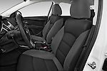 Front seat view of a 2015 Chevrolet Cruze 4-Door Sedan 2LT Automatic 4 Door  Front Seat car photos
