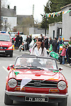 Rose of Dunleer at the 2011 St.Patrick's Day Parade in Dunleer...(Photo credit should read Jenny Matthews/www.newsfile.ie)....This Picture has been sent you under the conditions enclosed by:.Newsfile Ltd..The Studio,.Millmount Abbey,.Drogheda,.Co Meath..Ireland..Tel: +353(0)41-9871240.Fax: +353(0)41-9871260.GSM: +353(0)86-2500958.email: pictures@newsfile.ie.www.newsfile.ie.