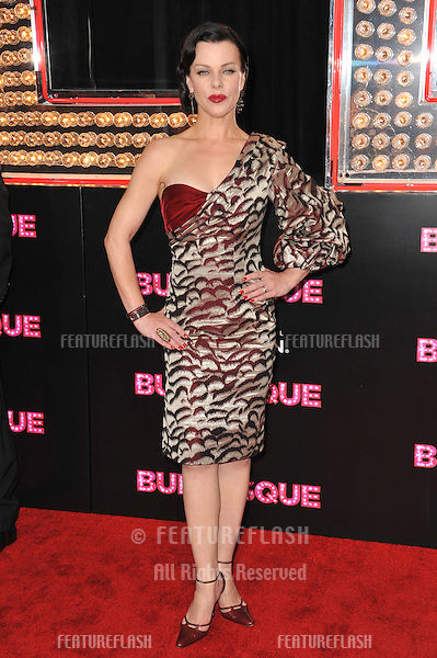"Debi Mazar at the Los Angeles premiere of ""Burlesque"" at Grauman's Chinese Theatre, Hollywood..November 15, 2010  Los Angeles, CA.Picture: Paul Smith / Featureflash"
