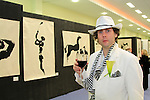 WHYTE'S important Irish Art previews opened before the auction on Monday evening in the R.D.S. on friday evening. Collections from Jim O'Driscoll and the Tain Collection as well as pieces from Jack Butler Yeats RHA going under the hammer on monday Evening..Picture  www.newsfile.ie.