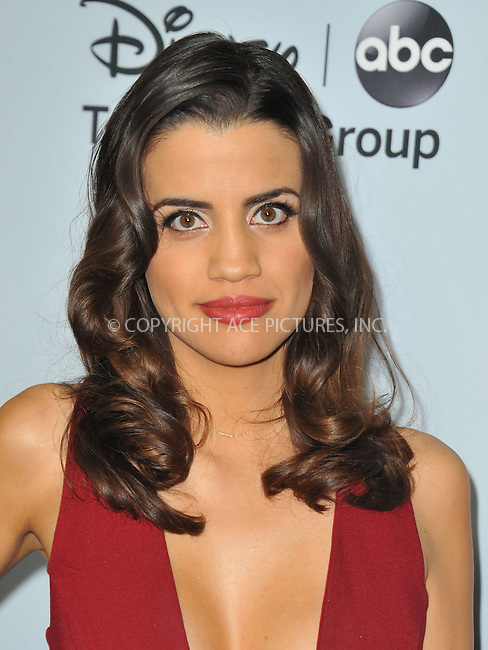 WWW.ACEPIXS.COM<br /> <br /> January 17 2014, LA<br /> <br /> Natalie Morales arriving at the ABC/Disney TCA Winter Press Tour party at The Langham Huntington Hotel and Spa on January 17, 2014 in Pasadena, California.<br /> <br /> By Line: Peter West/ACE Pictures<br /> <br /> <br /> ACE Pictures, Inc.<br /> tel: 646 769 0430<br /> Email: info@acepixs.com<br /> www.acepixs.com