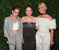 NEW YORK, NY - NOVEMBER 13: Kristen Stewart, Julianne Moore, Elizabeth Banks  attends the 2017 Museum of Modern Art Film Benefit Tribute to herself at Museum of Modern Art on November 13, 2017 in New York City. Credit: John Palmer/MediaPunch