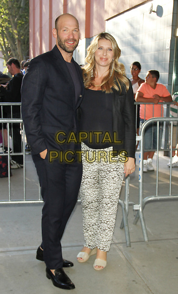 July 13, 2015: Corey Stoll, Nadia Bowers at the screening of Marvel's &quot;Ant-Man&quot; at the School of Visual Arts in New York. <br /> CAP/MPI/RW<br /> &copy;RW/MPI/Capital Pictures