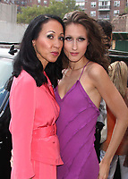 Pat Cleveland & daughter Anna Cleveland<br /> 2008<br /> Photo By John Barrett/CelebrityArchaeology.com