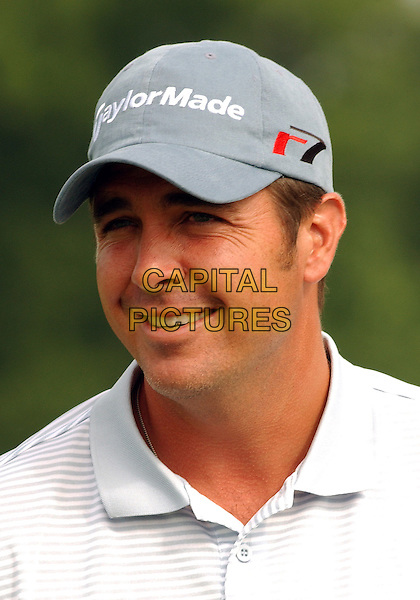 TOMMY MADDOX.(NFL - Pittsburgh Steeler quarterback).participated at the 2004 Mellon Mario Lemieux Celebrity Invitational at The Club At Nevillewood,  Pittsburgh, PA, USA, June 10-13 2004..portrait headshot playing sport cap hat golf.Ref: ADM.www.capitalpictures.com.sales@capitalpictures.com.©Jason Nelson/AdMedia/Capital Pictures.