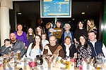 Tom O'Connor, Listowel celebrating his 70th birthday with family and friends at the Kingdom Greyhound Stadium on Friday