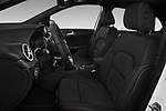 Front seat view of a 2018 Mercedes Benz B Class Base 5 Door Hatchback front seat car photos