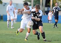 FIU Men's Soccer v. FAU (8/28/11)