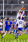 Denis Daly Saint Marys in action against Cian O'Brien Ratoath in the Semi Final of the Intermediate Club Championship at the Gaelic Grounds in Limerick on Sunday.