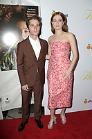 "LOS ANGELES - MAR 13:  Max Winkler, Zoey Deutch at the ""Flower"" Premiere at ArcLight Theater on March 13, 2018 in Los Angeles, CA"
