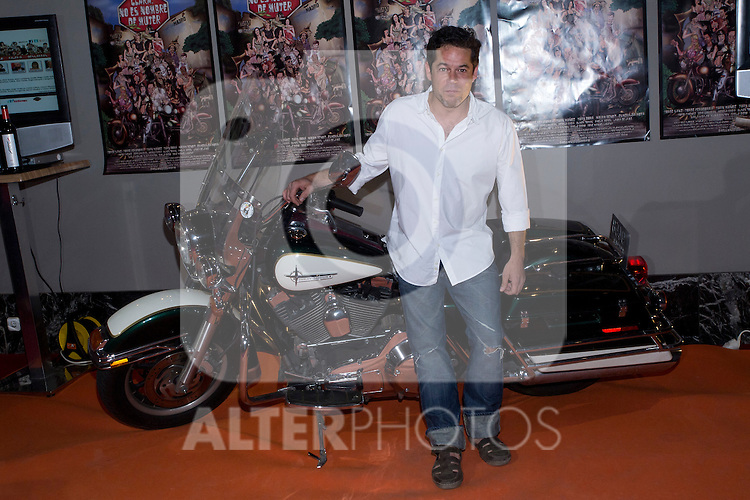 "30.05.2012. Premiere at the Callao Cinema in Madrid of the spanish movie ""Clara is not woman's name"" A comedy directed by Pepe Carbajo. In the image Jorge Sanz (Alterphotos/Marta Gonzalez)"