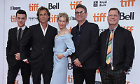 """TORONTO, ONTARIO - SEPTEMBER 10: Finn Wittrock, Rupert Goold, Renee Zellweger, David Livingstone and guest attend the """"Judy"""" premiere during the 2019 Toronto International Film Festival at Princess of Wales Theatre on September 10, 2019 in Toronto, Canada. <br /> CAP/MPI/IS/PICJER<br /> ©PICJER/IS/MPI/Capital Pictures"""