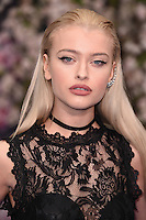 Alice Chater at the premiere of &quot;Alice Through the Looking Glass&quot; at the Odeon Leicester Square, London.<br /> May 10, 2016  London, UK<br /> Picture: Steve Vas / Featureflash