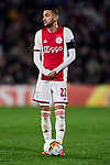 Hakim Ziyech of AFC Ajax during UEFA Europa League match between Getafe CF and AFC Ajax at Coliseum Alfonso Perez in Getafe, Spain. February 20, 2020. (ALTERPHOTOS/A. Perez Meca)
