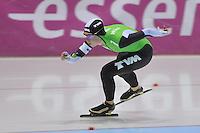 SCHAATSEN: HEERENVEEN: 20-12-2013, IJsstadion Thialf, KKT Trainingswedstrijd, 1000m, Ireen Wust, ©foto Martin de Jong