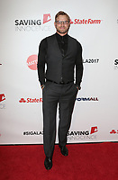 HOLLYWOOD, CA - SEPTEMBER 30: Kellan Lutz, at The 6th Annual Saving Innocence Gala at Loews Hollywood Hotel, California on September 30, 2017. Credit: Faye Sadou/MediaPunch