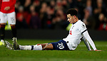 Tottenham Hotspur's Dele Alli Looks dejected after the final whistle of the Premier League match at Old Trafford, Manchester. Picture date: 4th December 2019. Picture credit should read: Darren Staples/Sportimage