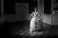 Rosie Red Couture - Birdcage Dress - Debbie Field