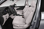 Front seat view of a 2020 Honda Pilot LX 5 Door SUV front seat car photos