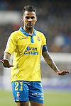 UD Las Palmas' Jonathan Viera during La Liga match. March 1,2017. (ALTERPHOTOS/Acero)