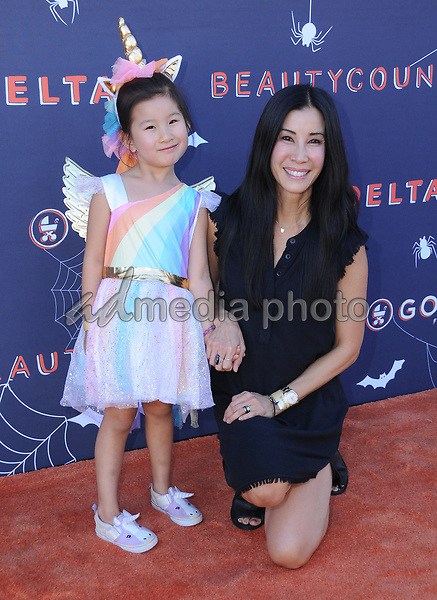 22 October  2017 - Culver City, California - Lisa Ling. GOOD+ Foundation's 2nd Annual Halloween Bash held at Culver Studios in Culver City. Photo Credit: Birdie Thompson/AdMedia