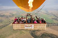 24 August - Hot Air Balloon Gold Coast and Brisbane