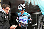Sylvain Chavanel (FRA) Omega Pharma-Quick Step before the start of the 56th edition of the E3 Harelbeke, Belgium, 22nd  March 2013 (Photo by Eoin Clarke 2013)