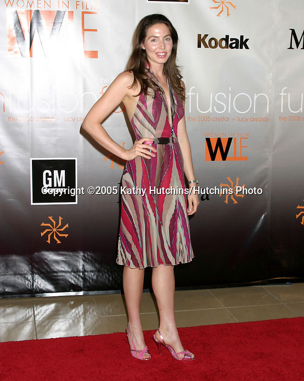 .Women In Film presents: Fusion, The 2005 Crystal & Lucy Awards: An Evening Celebrating Partnership.Los Angeles, CA.June 10, 2005.©2005 Kathy Hutchins / Hutchins Photo