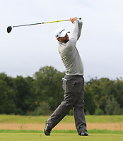 John Parry (ENG) on the 11th tee during Round 2 of the Bridgestone Challenge 2017 at the Luton Hoo Hotel Golf &amp; Spa, Luton, Bedfordshire, England. 08/09/2017<br /> Picture: Golffile | Thos Caffrey<br /> <br /> <br /> All photo usage must carry mandatory copyright credit     (&copy; Golffile | Thos Caffrey)