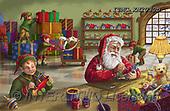 Marcello, CHRISTMAS SANTA, SNOWMAN, WEIHNACHTSMÄNNER, SCHNEEMÄNNER, PAPÁ NOEL, MUÑECOS DE NIEVE, paintings+++++,ITMCXM2030B,#X#