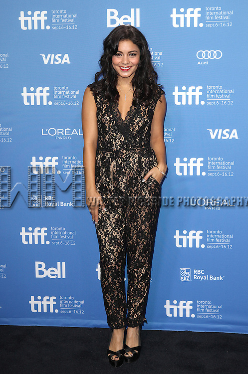 Vanessa Hudgens attending the The 2012 Toronto International Film Festival.Photo Call for Spring Breakers' at the TIFF Bell Lightbox in Toronto on 9/7/2012