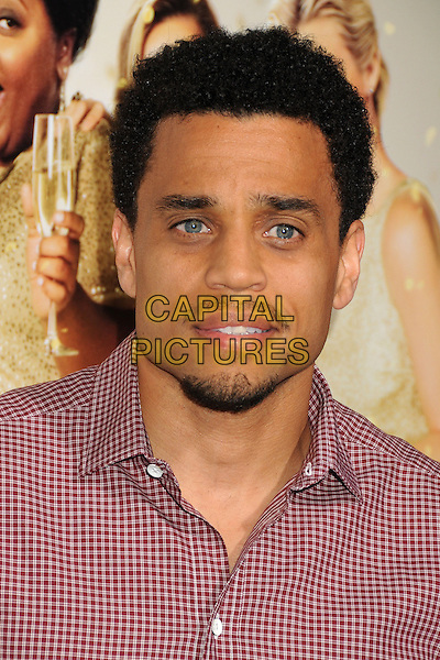10 March 2014 - Hollywood, California - Michael Ealy. &quot;The Single Moms Club&quot; Los Angeles Premiere held at Arclight Cinemas. <br /> CAP/ADM/BP<br /> &copy;Byron Purvis/AdMedia/Capital Pictures