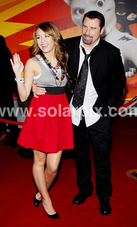 **ALL ROUND PICTURES FROM SOLARPIX.COM**.**SYNDICATION RIGHTS FOR UK, SPAIN, PORTUGAL, AUSTRALIA, S.AFRICA & DUBAI (U.A.E) ONLY**.The  Bolt World Premiere  Arrivals at the  El Capitan Theatre in Hollywood Los Angeles California in the USA. .This pic:..JOB REF:7932-PHZ/Chris Hatcher    DATE:17-11-08 .**MUST CREDIT SOLARPIX.COM OR DOUBLE FEE WILL BE CHARGED* *UNDER NO CIRCUMSTANCES IS THIS IMAGE TO BE REPRODUCED FOR ANY ONLINE EDITION WITHOUT PRIOR PERMISSION*