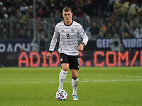 Toni Kroos (Deutschland Germany) - 16.11.2019: Deutschland vs. Weißrussland, Borussia Park Mönchengladbach, EM-Qualifikation DISCLAIMER: DFB regulations prohibit any use of photographs as image sequences and/or quasi-video.
