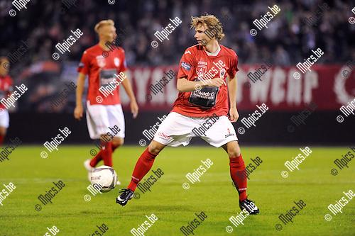 2013-09-22 / Voetbal / seizoen 2013-2014 / R. Antwerp FC / Roy Bakkenes<br /><br />Foto: Mpics.be