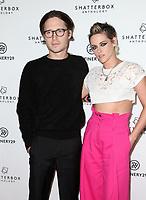 09 November 2017 - Los Angeles, California - Josh Kaye, Kristen Stewart. Starlight Studios And Refinery29 &quot;Come Swim&quot; Los Angeles Premiere. <br /> CAP/ADM/FS<br /> &copy;FS/ADM/Capital Pictures