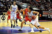 GRONINGEN - Basketbal, Donar New Heroes Den Bosch, kwartfinale NBB beker, seizoen 2018-2019, 14-01-2019, Donar speler Sean Cunningham met /rb35/