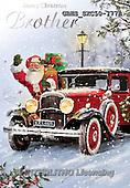 John, CHRISTMAS SANTA, SNOWMAN, WEIHNACHTSMÄNNER, SCHNEEMÄNNER, PAPÁ NOEL, MUÑECOS DE NIEVE, paintings+++++,GBHSSXC50-777B,#X#