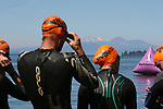 New Zealand Open Water Swimming Championships, Lake Taupo, New Zealand, Sunday 12 January 2020. Photo: Simon Watts/www.bwmedia.co.nz/SwimmingNZ