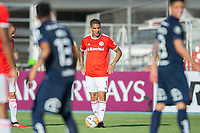 4th February 2020; National Stadium of Chile, Santiago, Chile; Libertadores Cup, Universidade de Chile versus Internacional; Paolo Guerrero of Internacional