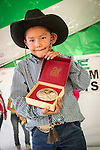 Winnemucca's Tri County Fair, Labor Day weekend..Jeremia Horn, Dumming Roping champ